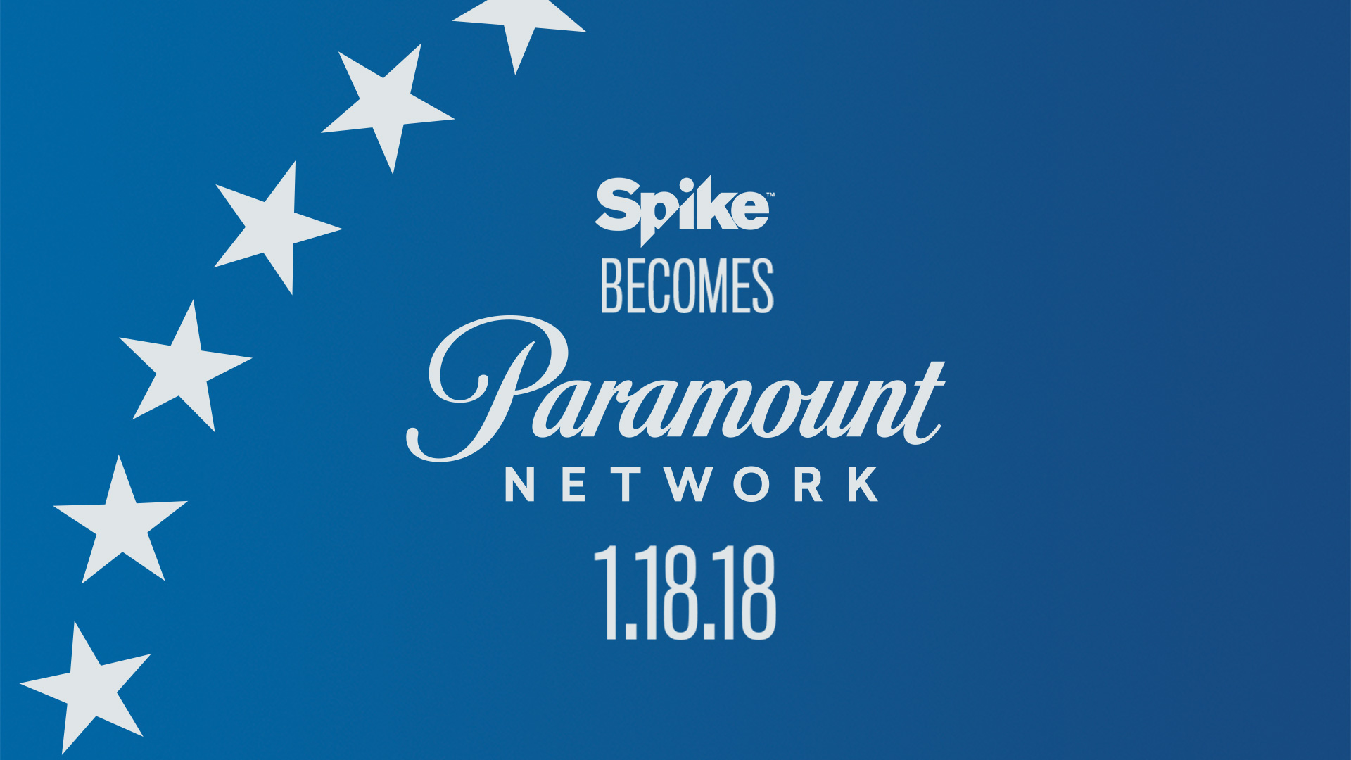easyTV channel news: Spike becomes Paramount Network